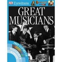 现货 企鹅 英文原版 Great Musicians [平装] 伟