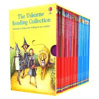 【首页抢券300-100】The Usborne Reading Collection原版进口 我的第三个图书馆 桥梁书