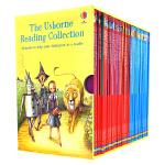 The Usborne Reading Collection原版进口 我的第三个图书馆 桥梁书 分级读物 英文阅读素材