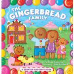 【预订】The Gingerbread Family: A Scratch-And-Sniff Book