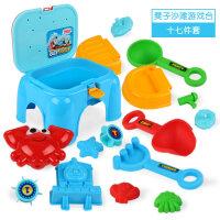 托马斯沙滩玩具挖沙玩沙铲子工具套装儿童桌多功能宝宝戏水玩具台c