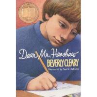 亲爱的汉修先生进口原版 平装 青少年文学青少年时期(12+),Beverly Cleary(贝弗利・克利里),Paul