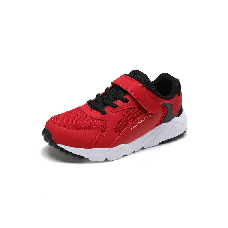 安踏童鞋男童休闲鞋儿童运动鞋小童休闲跑步鞋31859996