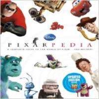 [现货]英文原版 Pixarpedia 皮克斯百科大全 DK 精装全彩