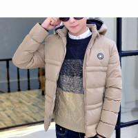 棉服男士 保暖 棉袄韩版新款学生休闲舒适 外套男生