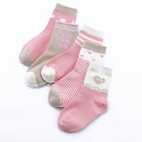 女童袜子秋冬款儿童袜子宝宝3-5-7-9岁中大童春秋全棉中筒