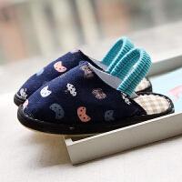 女童夏儿童室内防滑男宝宝婴幼儿家居婴儿棉拖鞋