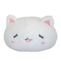 糯米团子卡通拾提比小白兔子毛绒公仔玩具玩偶兔兔布偶抱枕靠垫
