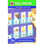 Key Words: 5c More Sounds to Say 关键词5c:更多声音 ISBN 9781409301233