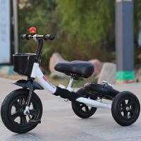儿童三轮车脚踏车变形多功能平衡滑行飘逸玩具车2岁-6岁溜娃车
