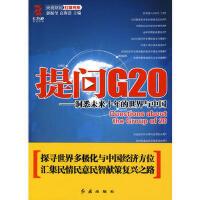 提问G20-----洞悉未来十年的世界与中国 郭振玺,高海浩 红旗出版社