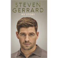 [现货]英文原版 Steven Gerrard My Story 杰拉德自传 我的故事
