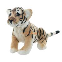 东北虎毛绒玩具妞儿童男女生日礼物 可爱大号偶抱枕 图片描述大小