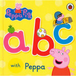 Peppa Pig: ABC with Peppa 小猪佩奇 粉红猪小妹,,Penguin Books Ltd,978