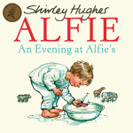 An Evening At Alfie's 阿尔菲家的一个晚上 ISBN 9781862307865