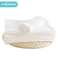 佳韵宝婴儿纱布尿布可洗新生儿宝宝用品竹纤维小孩尿布18条