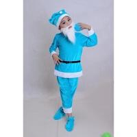 万圣节儿童表演服白雪公主和七个小矮人圣诞老人幼儿演出服舞蹈服