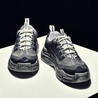 男鞋冬季潮鞋百搭休闲运动鞋超火鞋子韩版潮流老爹小脏鞋