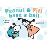 现货 Peanut and Fifi Have a Ball