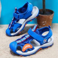 儿童凉鞋男童女童夏季童鞋包头沙滩鞋
