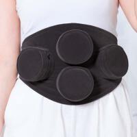 艾灸盒随身灸家用熏蒸养生仪器宫寒妇科无烟热敷包艾叶条柱袋罐式