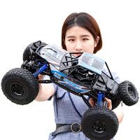 攀爬车充电男孩玩具车赛车新年礼物遥控汽车越野车超大四驱高速rc