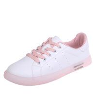 女童鞋子中大童儿童鞋单鞋休闲运动鞋百搭小白鞋
