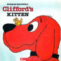 Clifford's Kitten大红狗和小猫 ISBN9780590442800