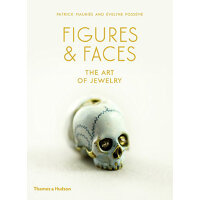Figures and Faces: The Art of Jewelry 珠宝艺术:骷髅设计 时尚珠宝首饰设计书籍