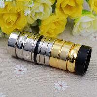 强力强磁磁戒 魔术道具 银色花纹磁力戒指 魔术戒指 磁铁戒指