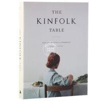 现货 Kinfolk餐桌 亲友小聚:献给生活中的每一场小聚会 英文原版 The Kinfolk Table 知名季刊 进