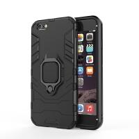钢铁侠iphone6/6s手机壳4.7苹果7/8 Plus硅胶套机械铠甲汽车支架