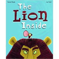【预订】The Lion Inside 9780545873505