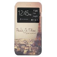 坚达 卡通彩绘手机壳保护套适用 iphone6 plus 5.5寸翻盖皮套