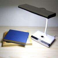 调光色台灯LED学生护眼台灯办公书桌桌面灯客厅复古台灯
