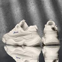 小白鞋男鞋夏季鞋子男运动网鞋男