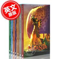 现货 英文原版 Chronicles of Narnia Box Set 纳尼亚传奇套装