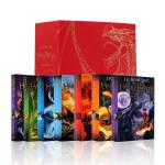 哈利波特英文原版精装 Harry potter box set 1-7 收藏版 JK罗琳小说书藉 全套全集 哈利波特1