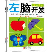 左脑开发右脑开发 2-3岁(全2册)