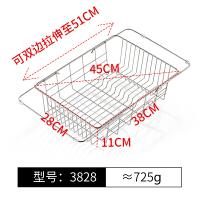 304不锈钢水槽沥水篮洗碗池碗筷沥水架碗碟盘架厨房置物架收纳架