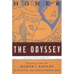 The Odyssey,Homer(荷马),Penguin Books,9780140268867