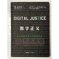 正版现货 数字正义:当纠纷解决遇见互联网科技 [美]伊森・凯什 法律出版社9787519731144