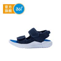 【下单立减价:89.6】361度童鞋 男童沙滩凉鞋 中大童 2019年夏季新品K71922659