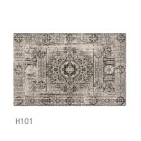 民族风地毯卧室客厅沙发茶几垫现代简约美式家用可水洗长方形