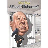 【现货】英文原版 WHO WAS ALFRED HITCHCOCK 希区柯克是谁 名人传记 中小学生读物