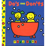 Do's and Don'ts 要这样不要那样 (Todd Parr绘本) ISBN 9780316908085