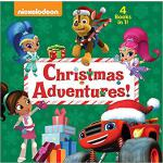 【预订】Christmas Adventures! (Nickelodeon) 9780525580676