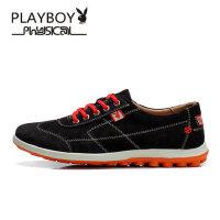 花花公子 男鞋 登山鞋增高鞋男士鞋日常旅游鞋户外运动CX37511