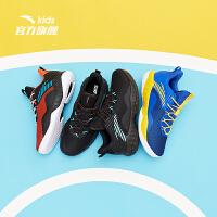 安踏男童篮球鞋2019秋季新款网面儿童篮球鞋小学生运动鞋男童鞋子