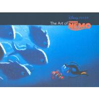 现货 英文原版The Art of Finding Nemo海底总动员艺术设定画集